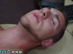 Gay tall vidz blowjob xxx  super Guy completes up with ass fucking hump threesome