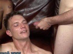 Gay porn vidz video homo  super free first time Cody's Bukkake Party