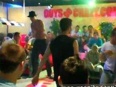 Gay interracial vidz porn sites  super This incredible male stripper party heaving
