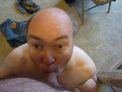 Me sucking vidz a gay  super friends cock