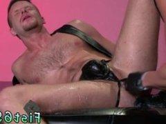 Speedo fetish vidz and raw  super anal sex black gay men Brian Bonds heads to Dr.