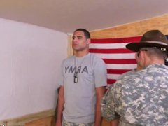 Gay boys vidz ass fucked  super extreme porn Yes Drill Sergeant!