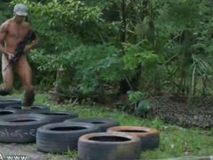 Military gay vidz sex pissing  super movie Jungle penetrate fest