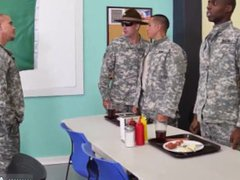 Older gays vidz on young  super soldiers and naked soldiers training porno Yes Drill