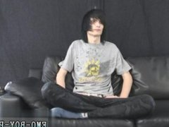 Gangbang gay vidz emo Leo  super certainly is the definition of emo. Long black