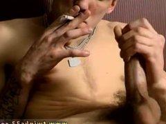Boys masturbating vidz and cumming  super gay Rough Stud Chris...