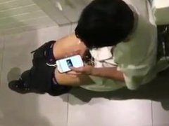 hand job vidz on toilet  super 9