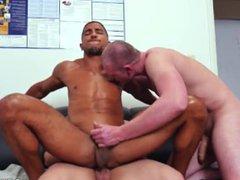Older straight vidz men gay  super blowjob sex videos snapchat Pantsless Friday!