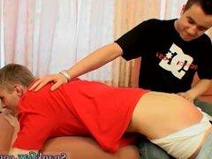 Ebony gay vidz twinks porn  super tube Caught Wanking & Spanked!