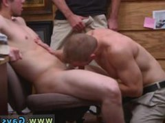Straight guy vidz rub dick  super together gay He sells his taut backside for cash