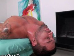 HOT MASSAGE vidz & FUCK  super + TOY : **DOMINIC PACIFICO & TYLER SAINT**