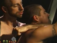 Men fisted vidz till they  super cum gay Justin Southhall works over Scott Samson in
