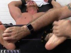Hairy feet vidz gay first  super time Wrestler Frey Finally Tickled