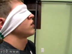 Gay piss vidz older man  super xxx Blindfolded-Made To Piss & Fuck!