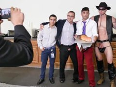 Asian teens vidz gay sex  super boys Lance's Big Birthday Surprise