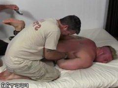 Foot long vidz penises movieture  super gay porn s Aaron Bruiser Hogtied & Tickled