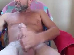 bearded mature vidz man huge  super load