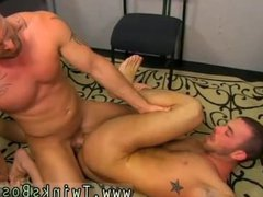Uncut penis vidz image gay  super On his back and