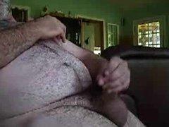 chubby daddy vidz bear jerk  super off