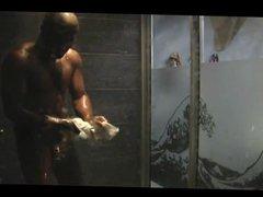 BB 6 vidz Africa Jossy  super Shower ducha chuveiro reality