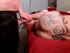tattoo ass vidz is fucked