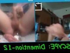 Webcam Dildo vidz Boy (Huge)  super Dimention-12