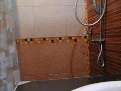 Jerking off vidz in hotel  super shower, private R2