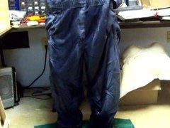 Pee in vidz Blue Coveralls  super 1 - Video 120