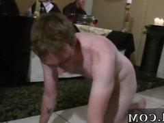 Sucking hung vidz college cock  super gay The pledges
