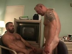 Daddy takes vidz his pleasure  super from one of his favorite bottoms