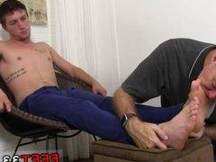 Feet movies vidz men black  super toes gay Logan's Feet