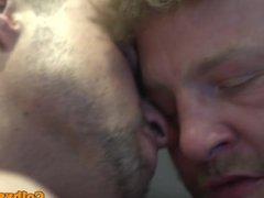 Straight muscle vidz jock pounding  super roommates ass