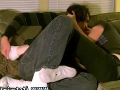 Hot gays vidz boys in  super the bedroom Tristan has
