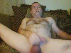 mike muters vidz cums on  super pc web cam captured