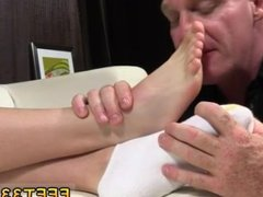 Boy feet vidz lover and  super free gay foot fetish