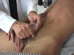 Amateur boys vidz cum gay  super When the doc asked him