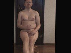 Naked faggot vidz gay guy  super jerking