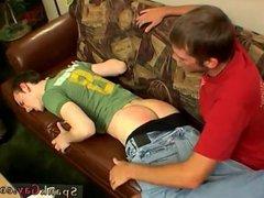 Spanking bare vidz bottom clips  super gay Bad Boys