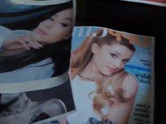 Ariana Grande vidz Cum Tribute  super 24