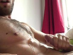 Morning Jizz vidz (Sexy Austrian  super Guy)