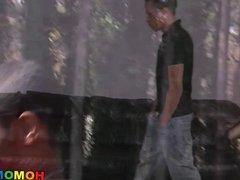 Rich Homie vidz Gets His  super Ass Slammed By A Black Guy