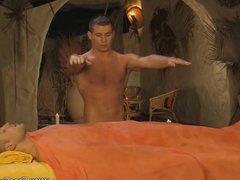 Deep Anal vidz Massage Techniques