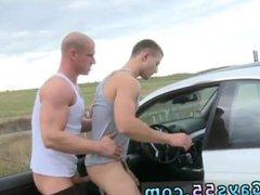 Gay truck vidz driver fuck  super and emo boy