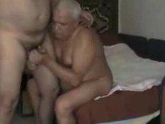 Old men vidz daddy gay  super sex