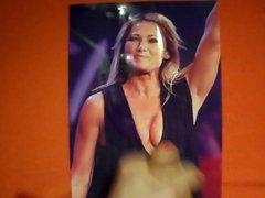 Helene Fischer vidz - Cum  super tribute #1