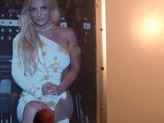 Britney Spears vidz Cum Tribute  super 60