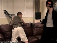 Young gay vidz must be  super spanked and spanking teen