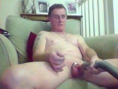 sissy kens vidz fun with  super his vacuum cleaner