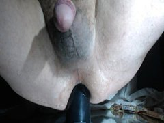 prostate milking vidz with dildo