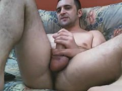 Sexy dude vidz wanking and  super playing with ass